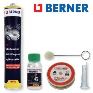Комплект для замены стекла автомобиля Berner 52485