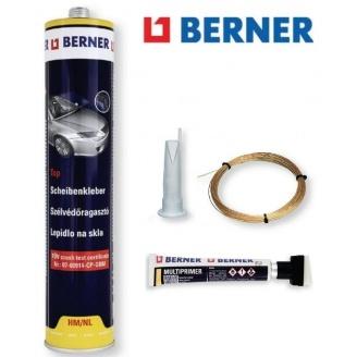 Комплект для замены стекла автомобиля Berner 310 ml