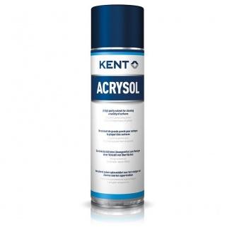 Универсальный очиститель обезжириватель для удаления силиконов воска смазок клеевых остатков Acrysol 500 мл Kent