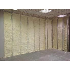 Утеплення складського приміщення пінополіуретаном