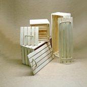 Ящик для зберігання Adirondak Маямі 20х40х40 см