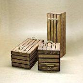 Ящик для зберігання Adirondak Торонто 40х70х70 см