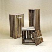 Ящик для зберігання Adirondak Торонто 40х50х50 см