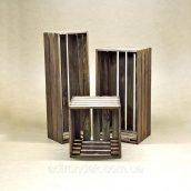 Ящик для зберігання Adirondak Торонто 40х40х40 см