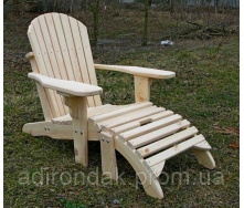 Кресло садовое Гетьман Адирондак 580х580х640 мм