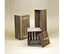 Ящик для хранения Adirondak Торонто 40х50х50 см
