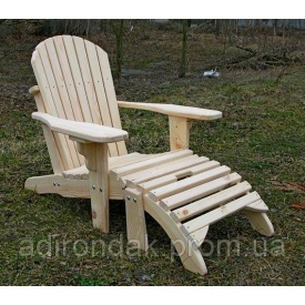 Крісло садове Гетьман Адірондак 580х580х640 мм