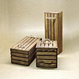 Ящик для хранения Adirondak Торонто 40х70х70 см
