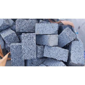 Бруківка гранітна Покост буханець 20x10x10 см