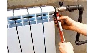 Як встановити радіатор опалення?