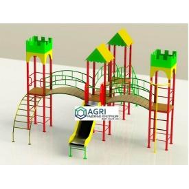 Игровой комплекс Kiddie13