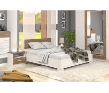 Кровать Мебель-Сервис Маркос 203х85х186 см Андерсен