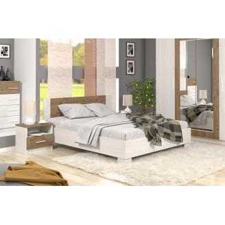Кровать Мебель-Сервис Маркос 203х85х184 см Андерсен