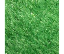 Зеленая декоративная искусственная травка ковролин для интерьера, декора, басейна, ландшафта 2.5