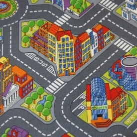 Детский ковролин Биг Сити 4000