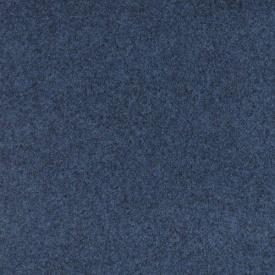 Синий износостойкий ковролин на резиновой основе 1.5 м