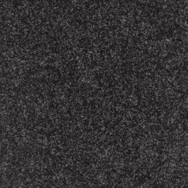 Черный износостойкий ковролин на резиновой основе Бельгия 1000