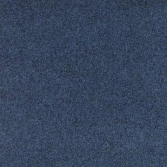 Синий износостойкий ковролин на резиновой основе 3 м