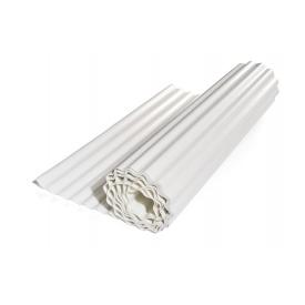 Прозрачный гофрированный шифер Элипласт белый 2,0 Х 10 м