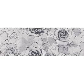 Керамогранитная плитка настенная Cersanit Snowdrops Flower 200х600 мм