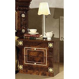 Тумба прикроватная Мебель-Сервис Рома 46х45х36 см корень