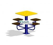 Стіл для настільних ігор з сидіннями A-7920