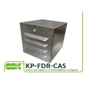 Кожух KP-FDR-CAS-3 для захисту від атмосферних опадів