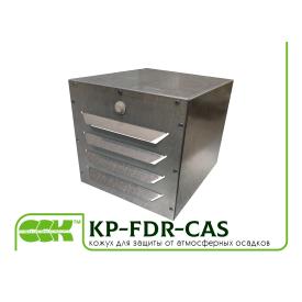 Кожух KP-FDR-CAS-2 для защиты от атмосферных осадков