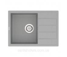 Кухонна мийка VANKOR Easy EMP 02.62 Gray