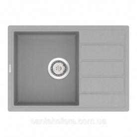 Кухонная мойка VANKOR Easy EMP 02.62 Gray