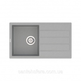 Кухонная мойка VANKOR Easy EMP 02.76 Gray