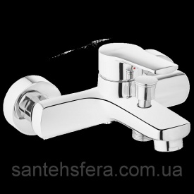 Смеситель для ванны Invena VERSO