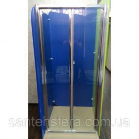 Душові двері Atlantis ZDM-90-2 90х190 см
