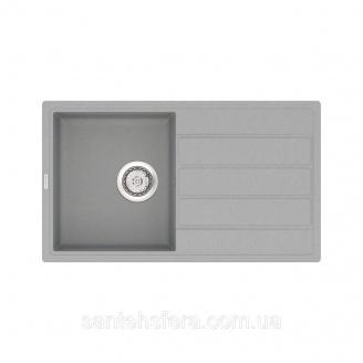 Кухонна мийка VANKOR Easy EMP 02.76 Gray