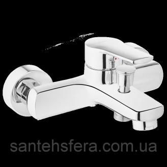 Змішувач для ванни Invena VERSO