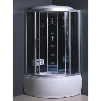 Душевой бокс Atlantis L-508-A (GR) 110x110х218 см