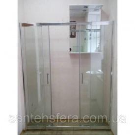 Душевая дверь Atlantis PF-17-2 160-180х190 см