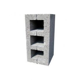 Шлакоблок стеновой 19x19x39 см