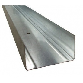 Профіль UV 100x4 м 0,5 мм