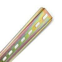DIN-рейка оцинкованная сталь 100 см