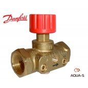 Балансувальний Клапан автоматичний запірний Danfoss ASV-M PN16 DN 15