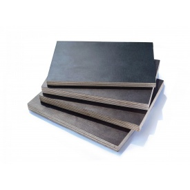 Фанера ламинированная ФСФ гладкая/гладкая 2500х1250х12 мм