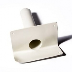 Воронка угловая Urdin Speier PVC d 110