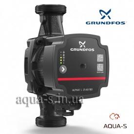 Насос циркуляционный энергосберегающий Grundfos ALPHA1 L 25-60 база 130 мм