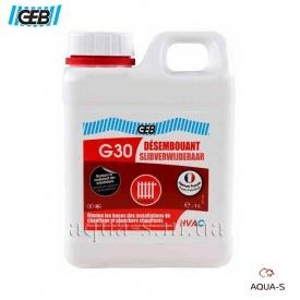 Жидкость для промывки систем отопления GEB G30 10 л