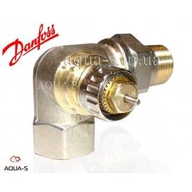 Клапан термостатический угловой левый для отопления Danfoss RA-N 15 (013G0234)