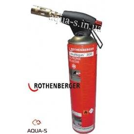 Паяльник газовый ROFIRE PIEZO + балон 300 7/16 Rothenberger