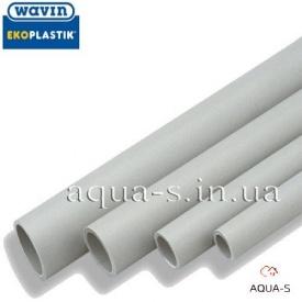 Труба для горячего водоснабжения из PPR Wavin Ekoplastik PN 20 20