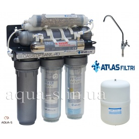 Система обратного осмоса OASIS DP SANIC PUMP UV SE6075342 ATLAS FILTRI