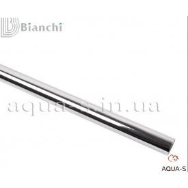 Трубка для систем опалення Bianchi сталева 15х600 мм хромована